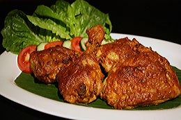 Chicken Cincane | Ayam Cincane