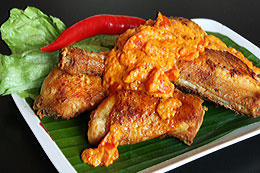 Sasando Fried Chicken | Ayam Goreng Sasando