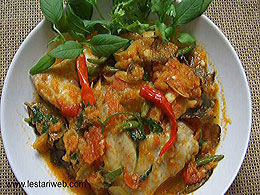 Spicy Chicken Dish