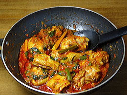Manadonese Spicy Stewed Chicken
