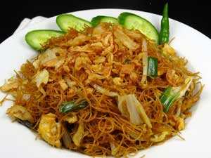 Fried Rice Noodles | Bihun Goreng