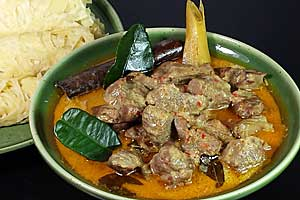 Medanese Lamb/Mutton Curry | Kari Kambing Medan