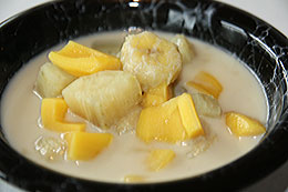 Banana in Coconut Milk
