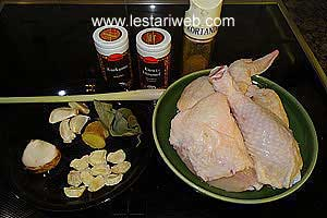 Ayam Goreng Bumbu Kuning