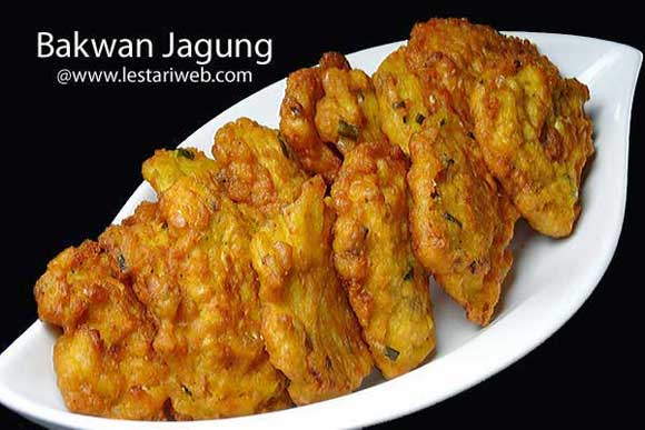 Fried Corn Patties | Bakwan Jagung