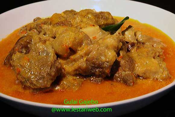 A Spicy Beef - West Sumatra St...