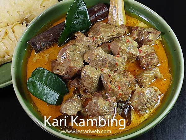 Medanese Lamb Curry