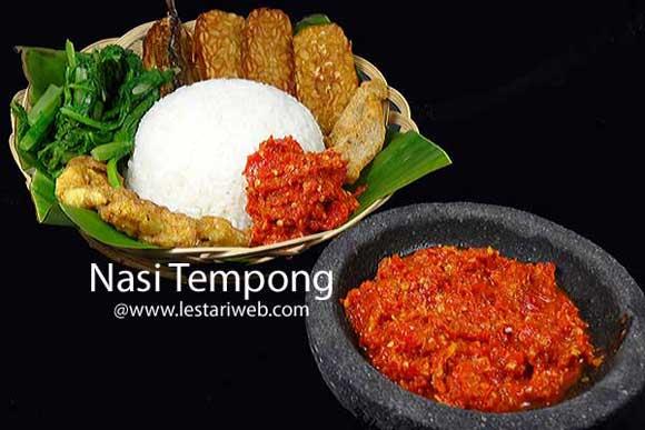 Kumpulan Resep Asli Indonesia Nasi Tempong