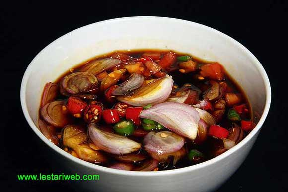 Sweet Soya sauce with Chili