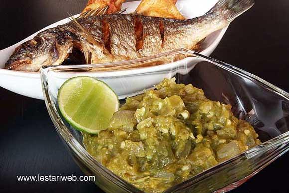 recipe: green chile sambal [18]