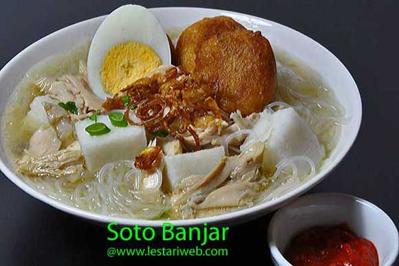 Banjarese Chicken Soup